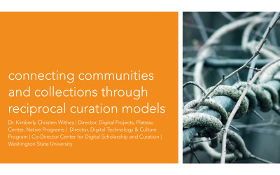 Connecting Communities and Collections